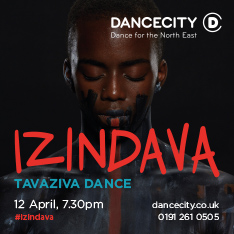 DANCE CITY - IZINDAVA - 13140 Crack Mag web ad 234x234px.jpg